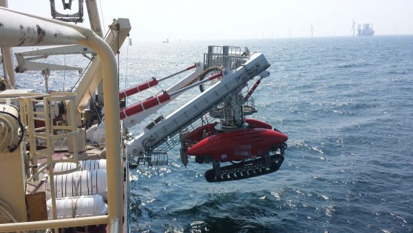 Subsea Trenching